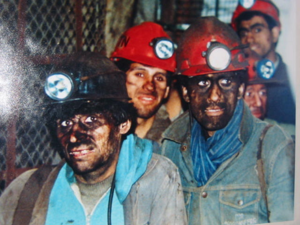 Mining Safety and the Environment's video poster