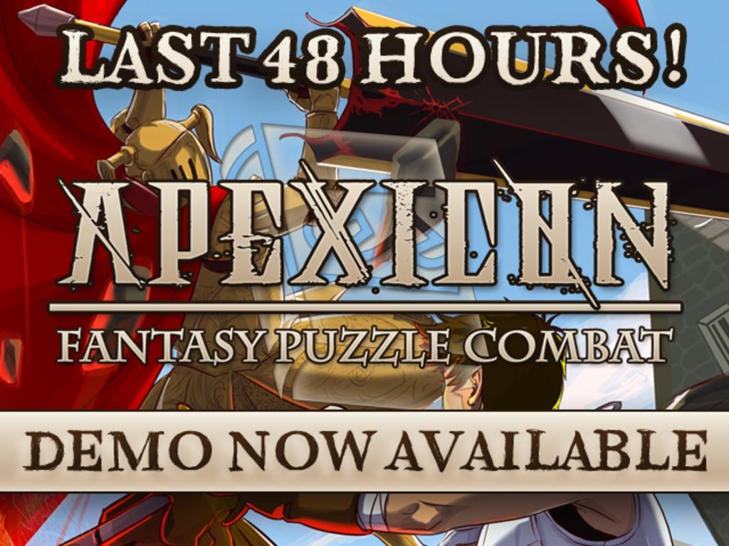 APEXICON - Fantasy Puzzle Combat's video poster
