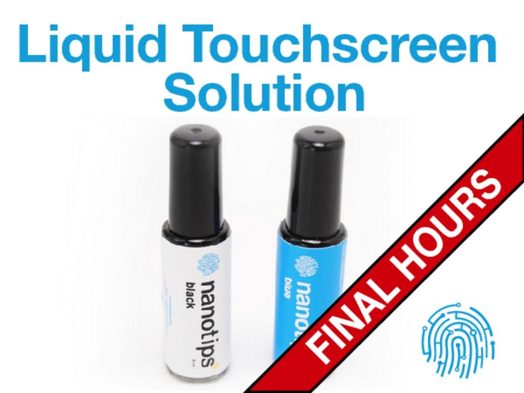 NANOTIPS - Make all gloves touchscreen compatible.'s video poster