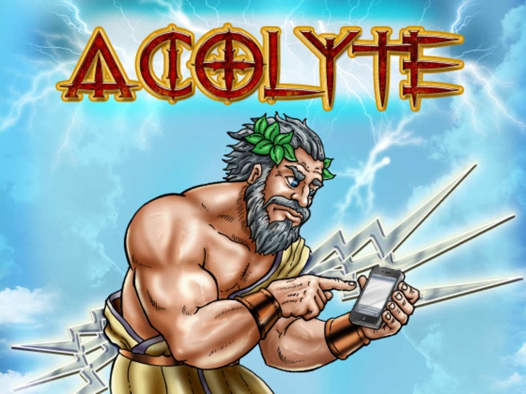 Acolyte: Bring the power of the gods to your phone.'s video poster