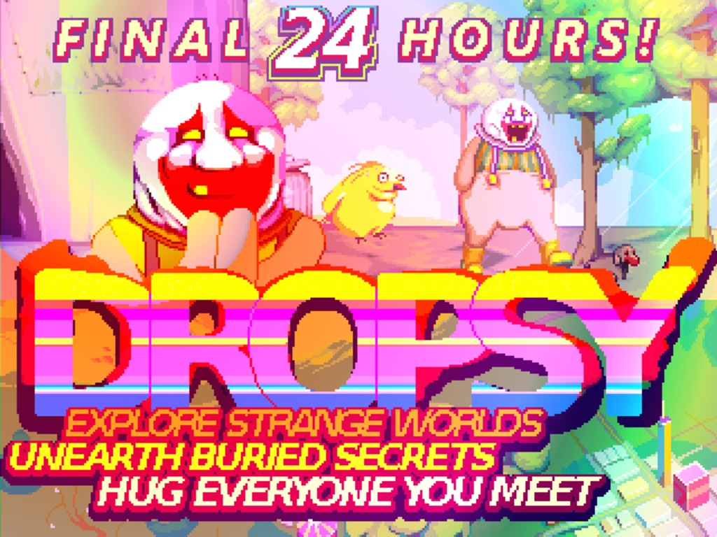 Dropsy's video poster