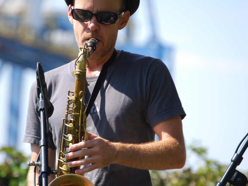 Red Hook Jazz Festival 2012 - Brooklyn, NY's video poster
