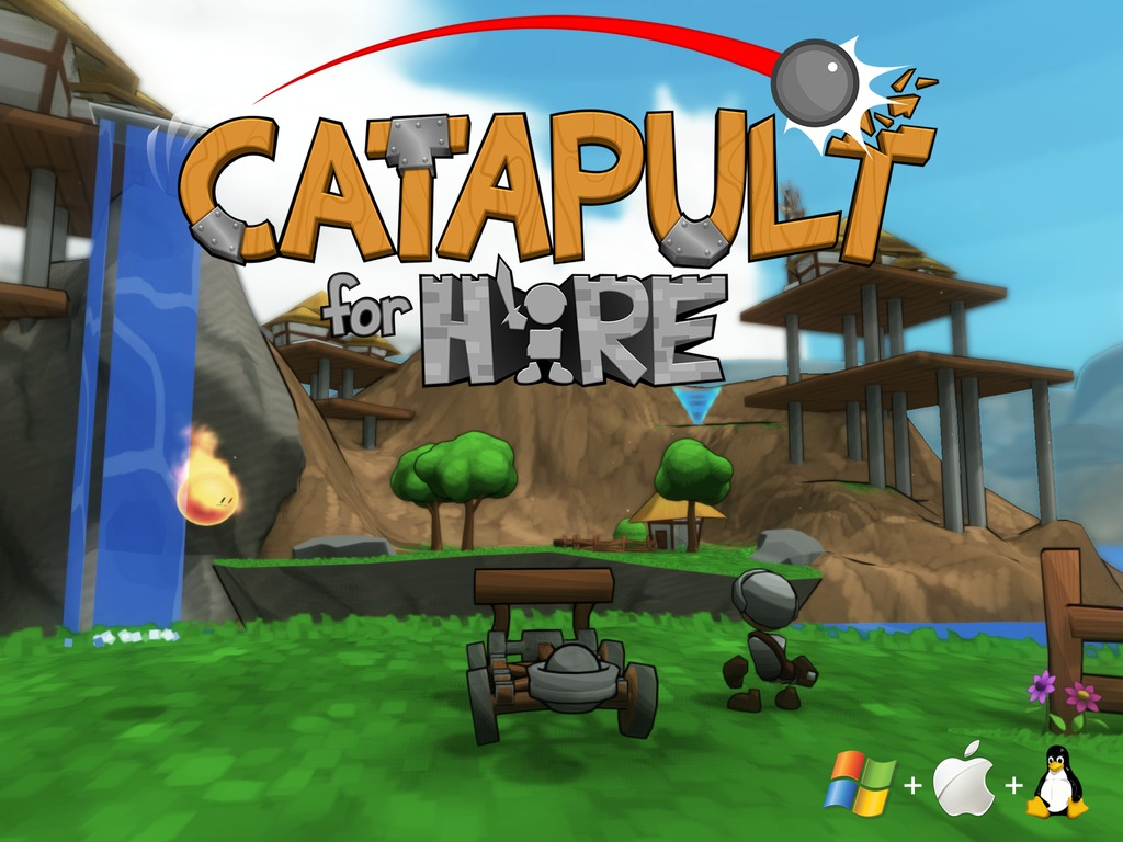 Catapult for Hire's video poster