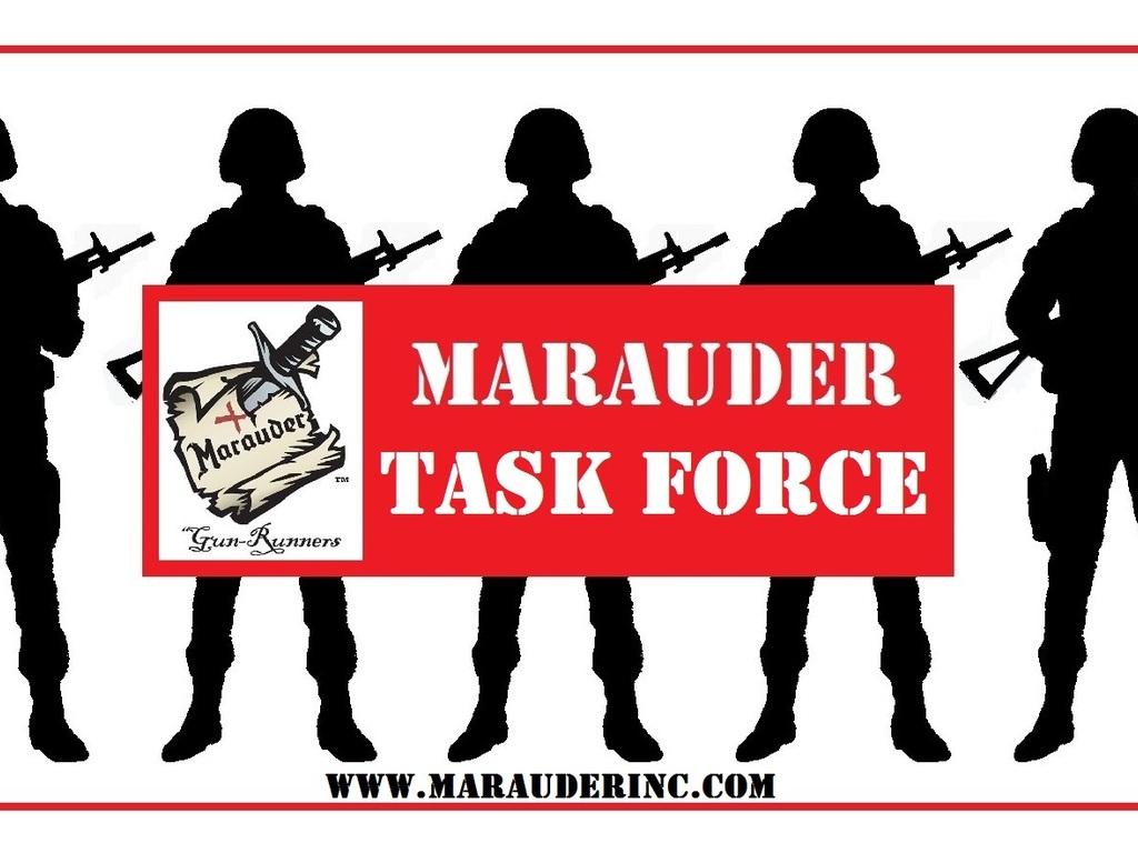 Marauder Task Force Gaming Figures's video poster