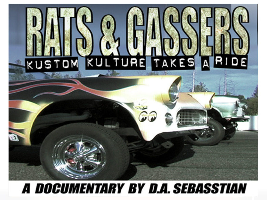 Rats & Gassers: Kustom Kulture Takes A Ride's video poster