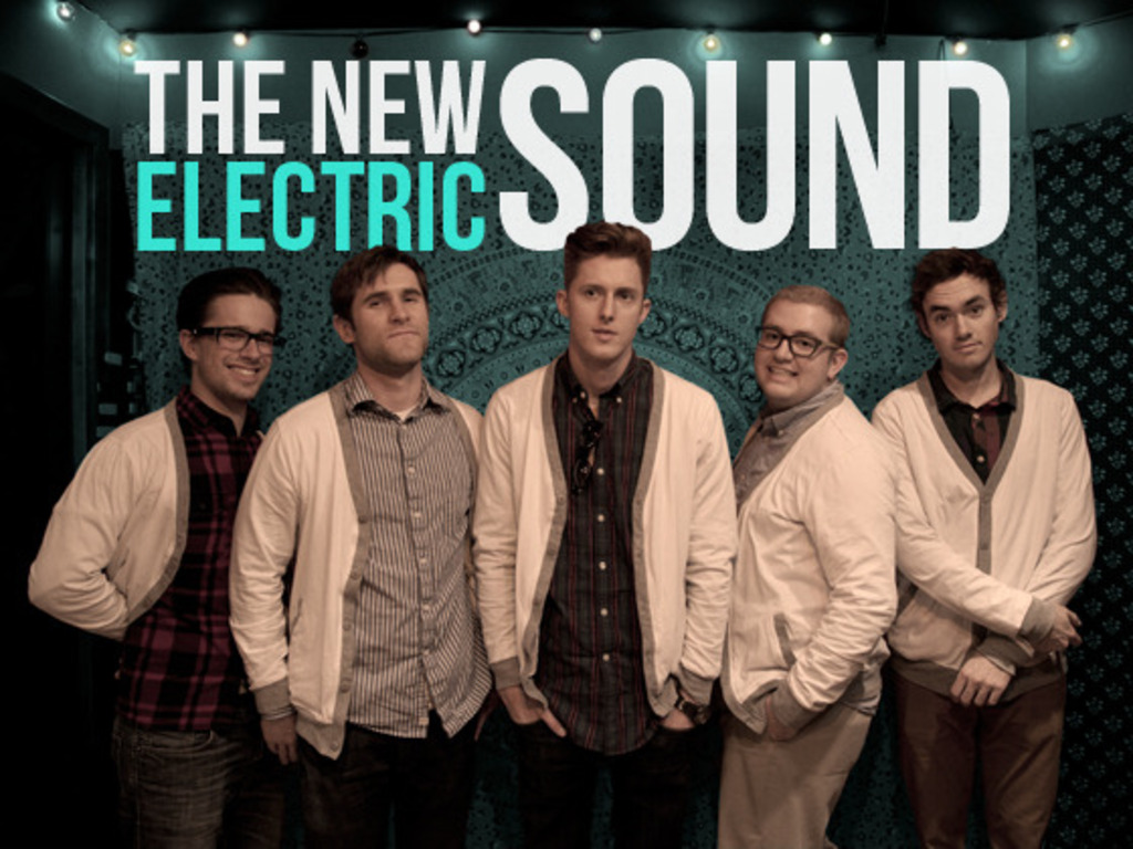 WHOA! The New Electric Sound? They're a popular music group!'s video poster