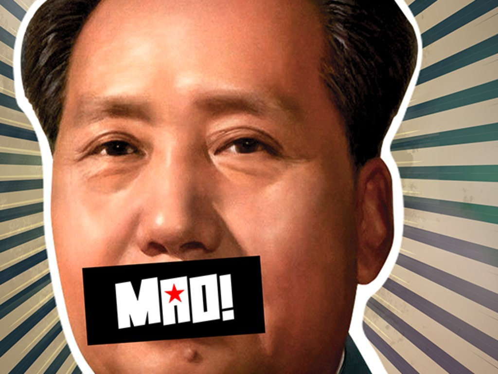 Shut Your Mao!'s video poster