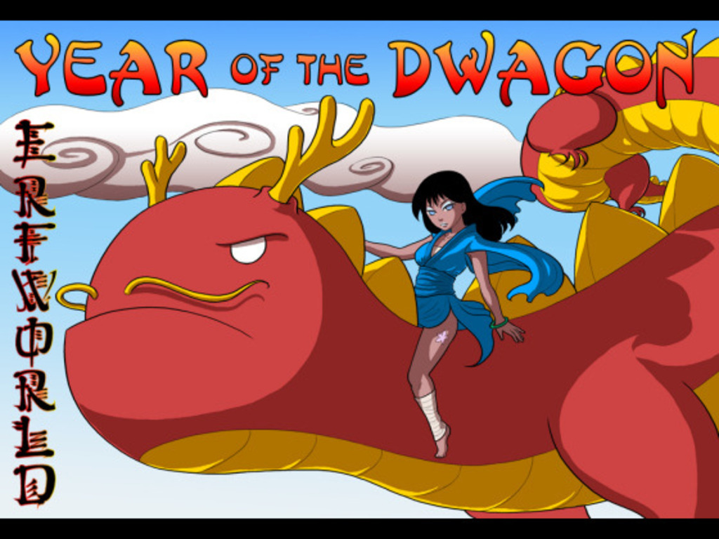 Erfworld Year of the Dwagon's video poster