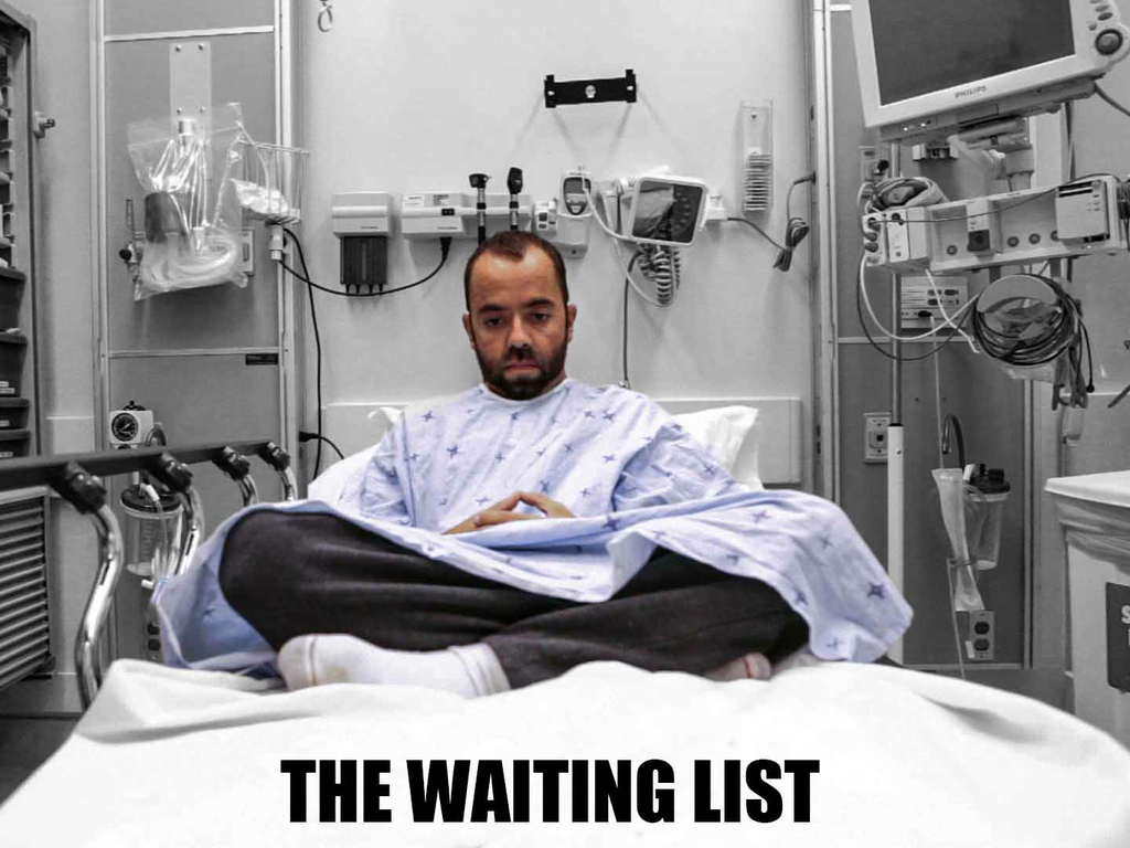 THE WAITING LIST's video poster