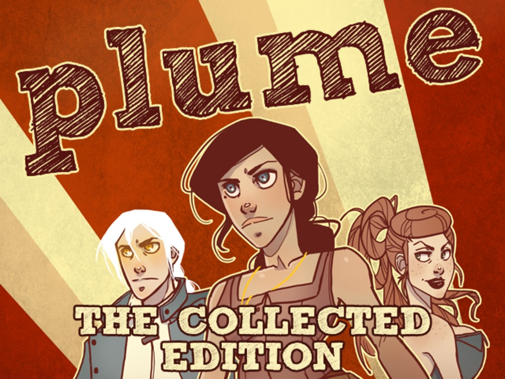 PLUME: THE COLLECTED EDITION's video poster