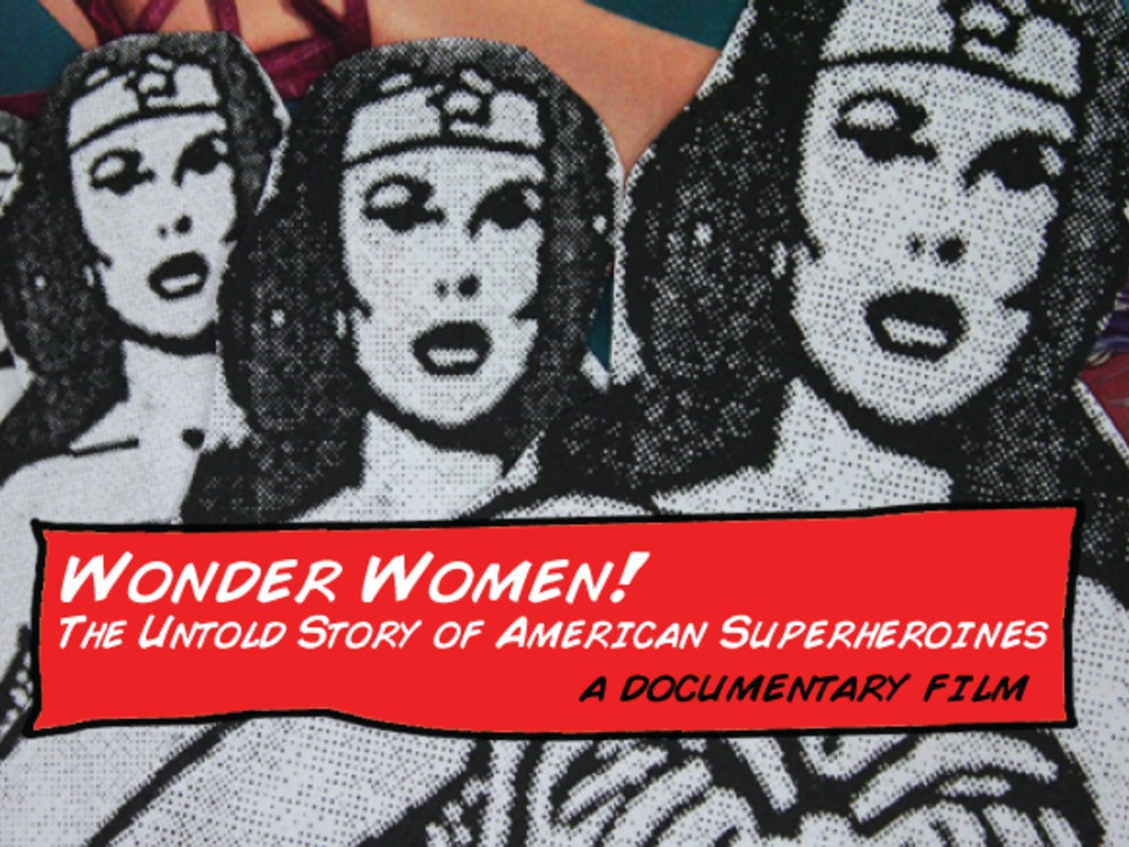 WONDER WOMEN! The Untold Story of American Superheroines's video poster