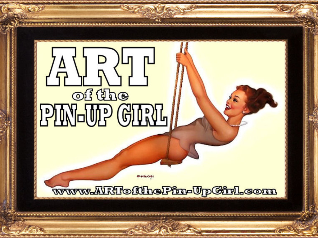 Art of the Pin-Up Girl:  Staged Reading of a New Musical's video poster