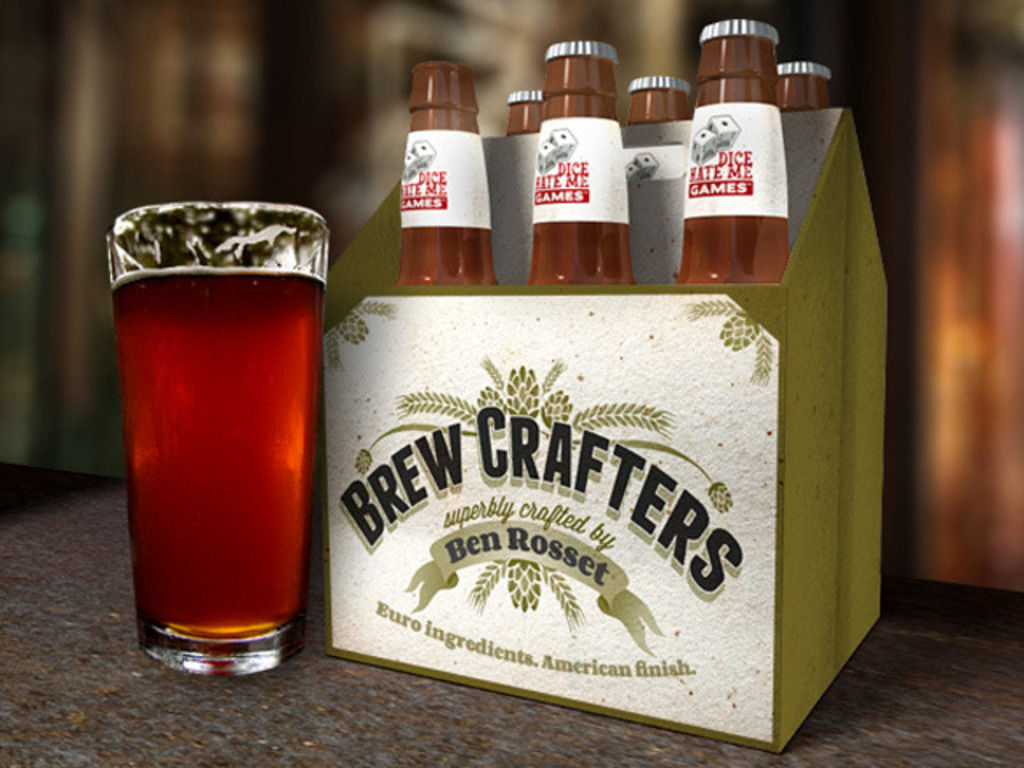 Brew Crafters: A Board Game About Making Beer's video poster