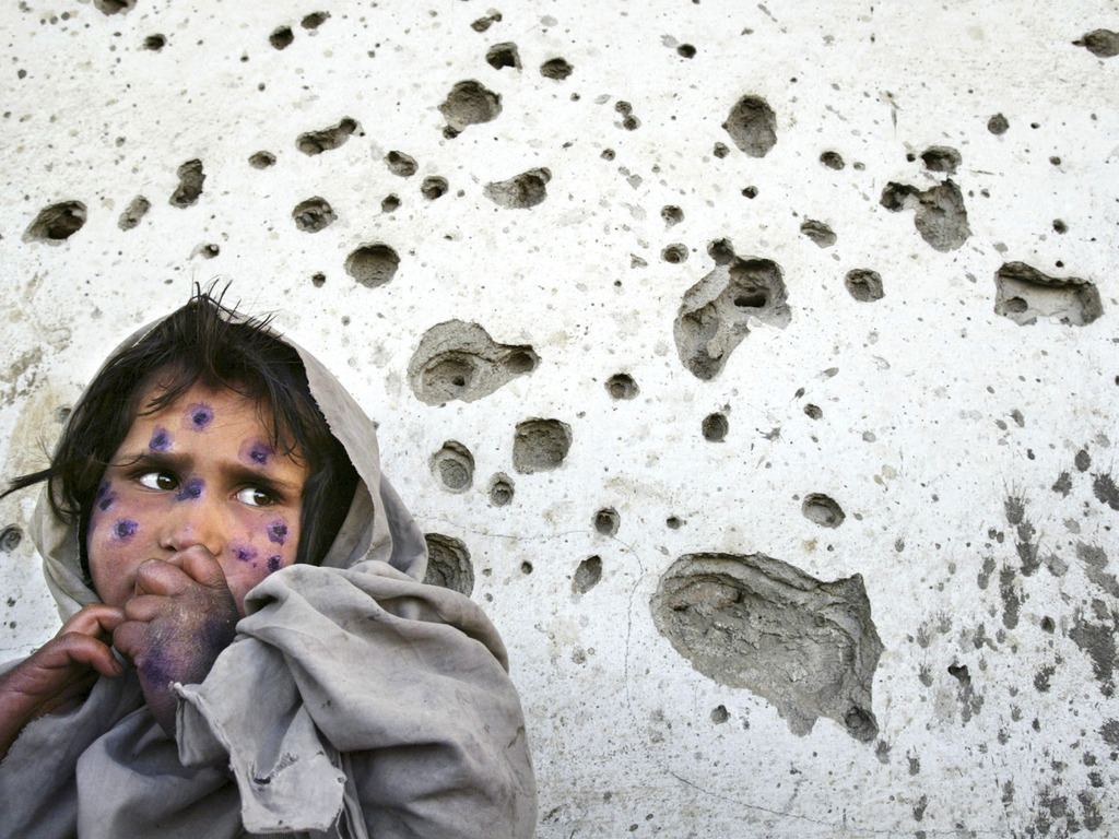Afghanistan: Between Life and War's video poster