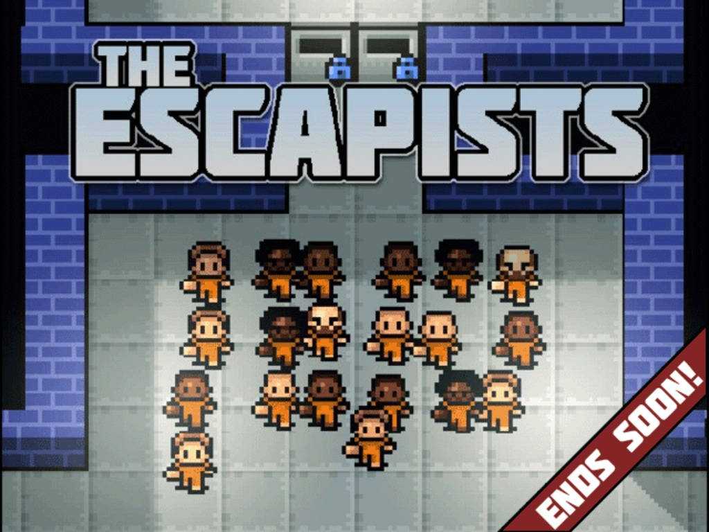 The Escapists's video poster
