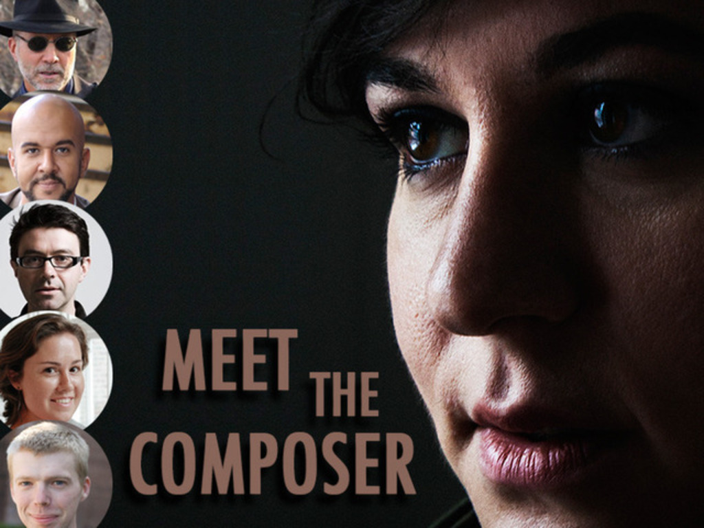 Meet The Composer's video poster