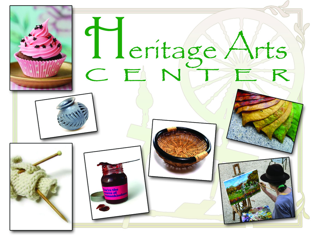 Launch Heritage Arts Center: Learn, share, create, inspire!'s video poster