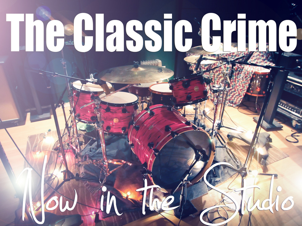 The Classic Crime's New Album's video poster