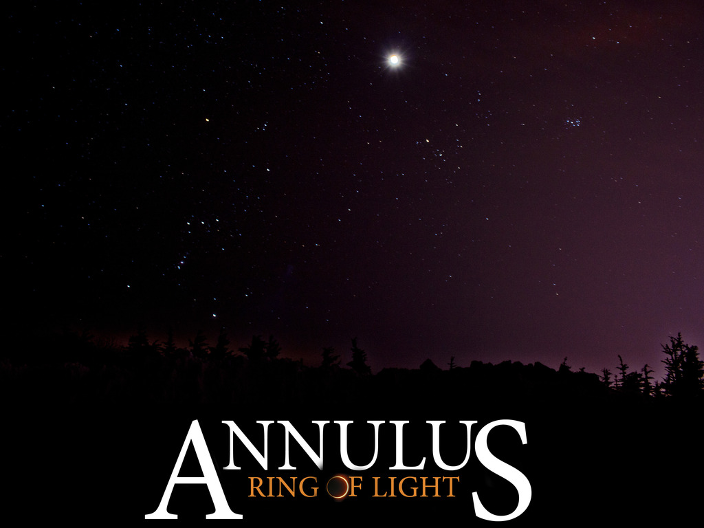 Annulus: Ring of Light's video poster