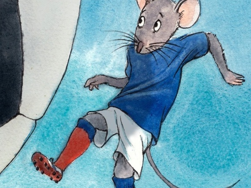 World Cup Mouse's video poster