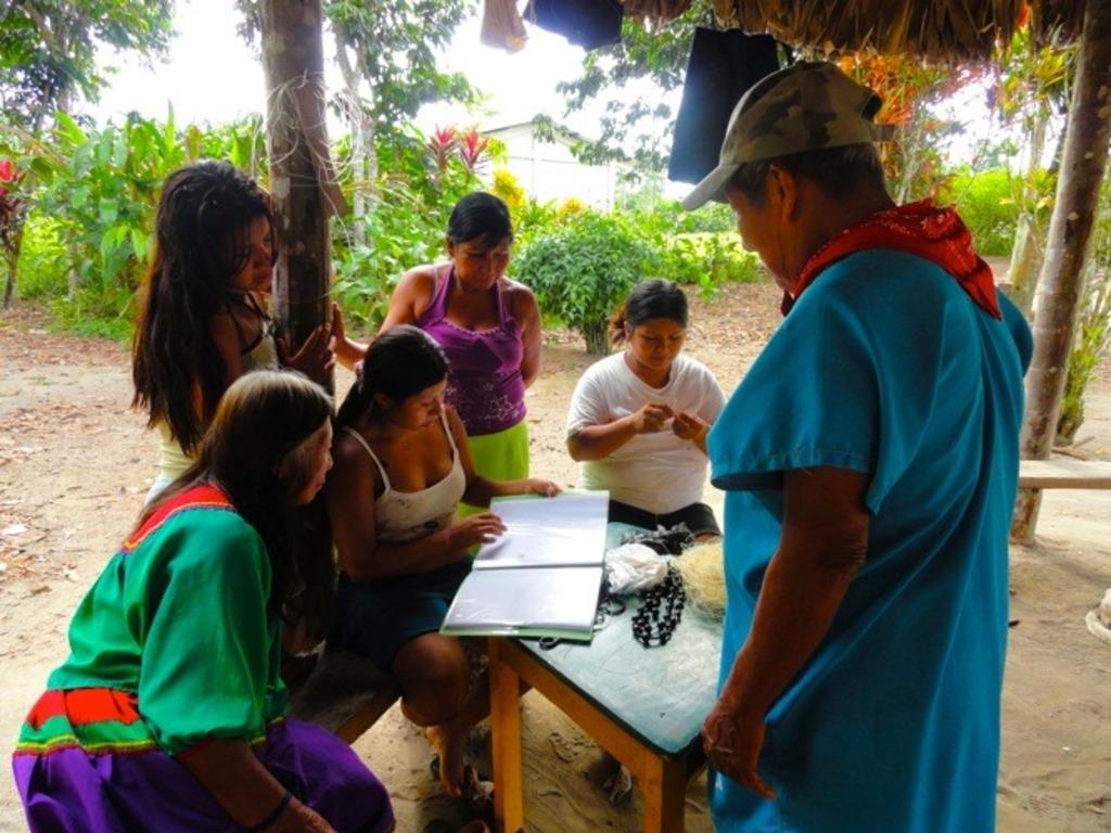 Cofán Project, Ecuadorian Amazon's video poster
