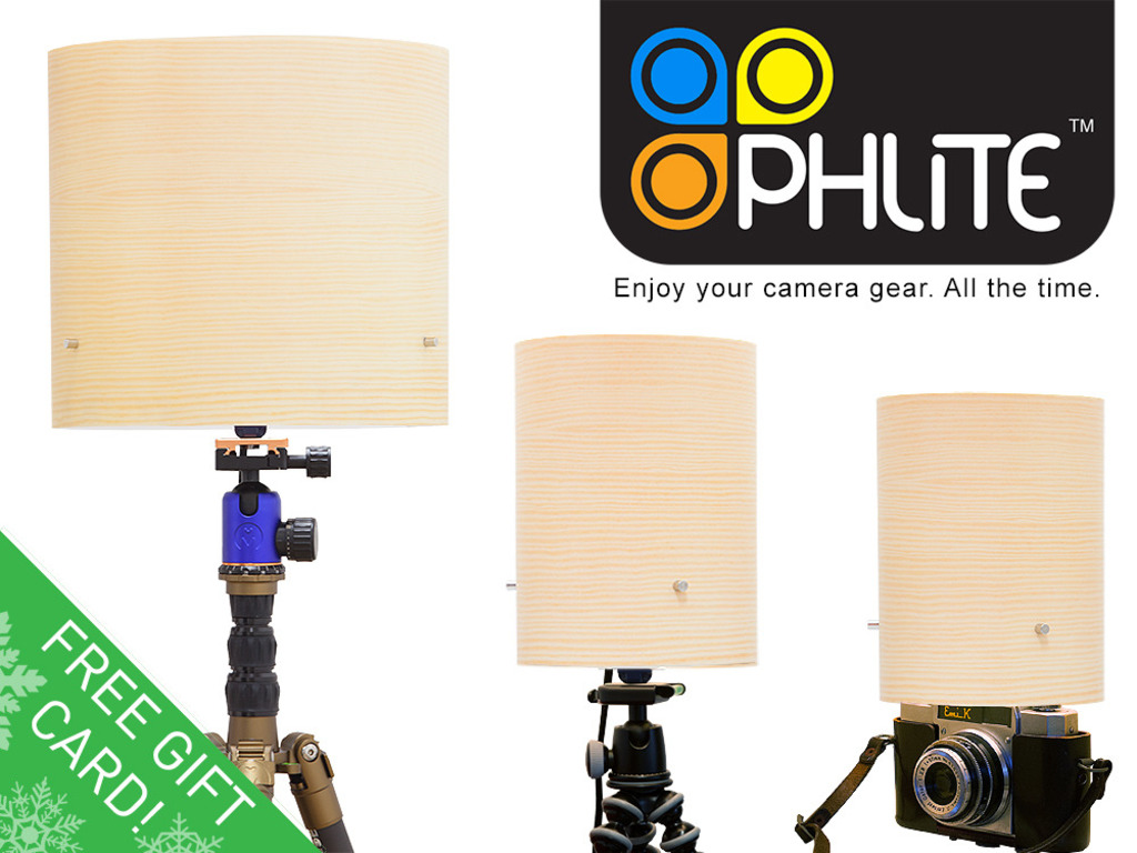 Phlite™ - Get your camera gear out of the closet!'s video poster