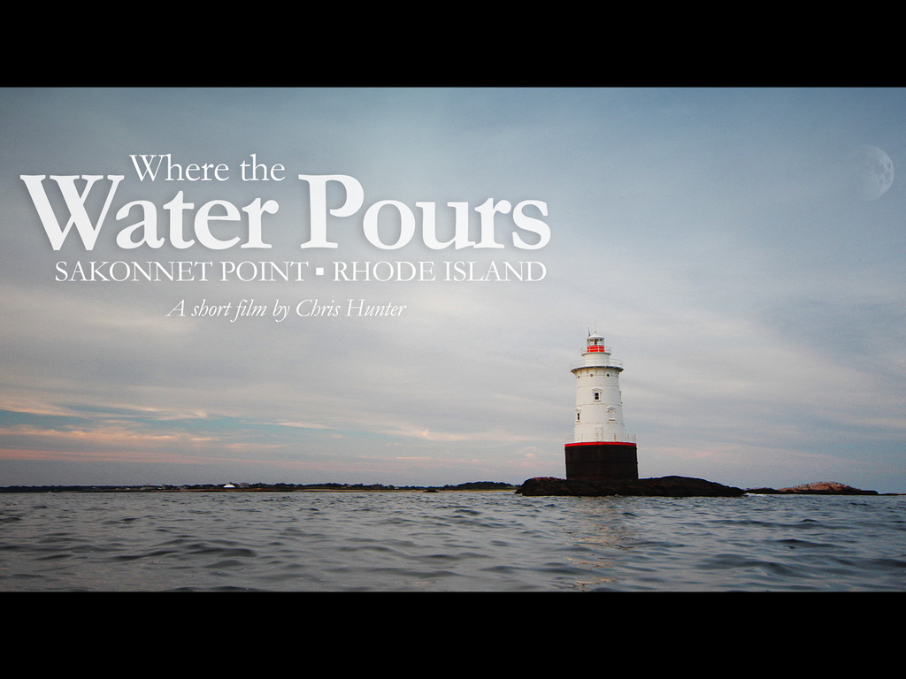 """Where the Water Pours"" Documentary's video poster"