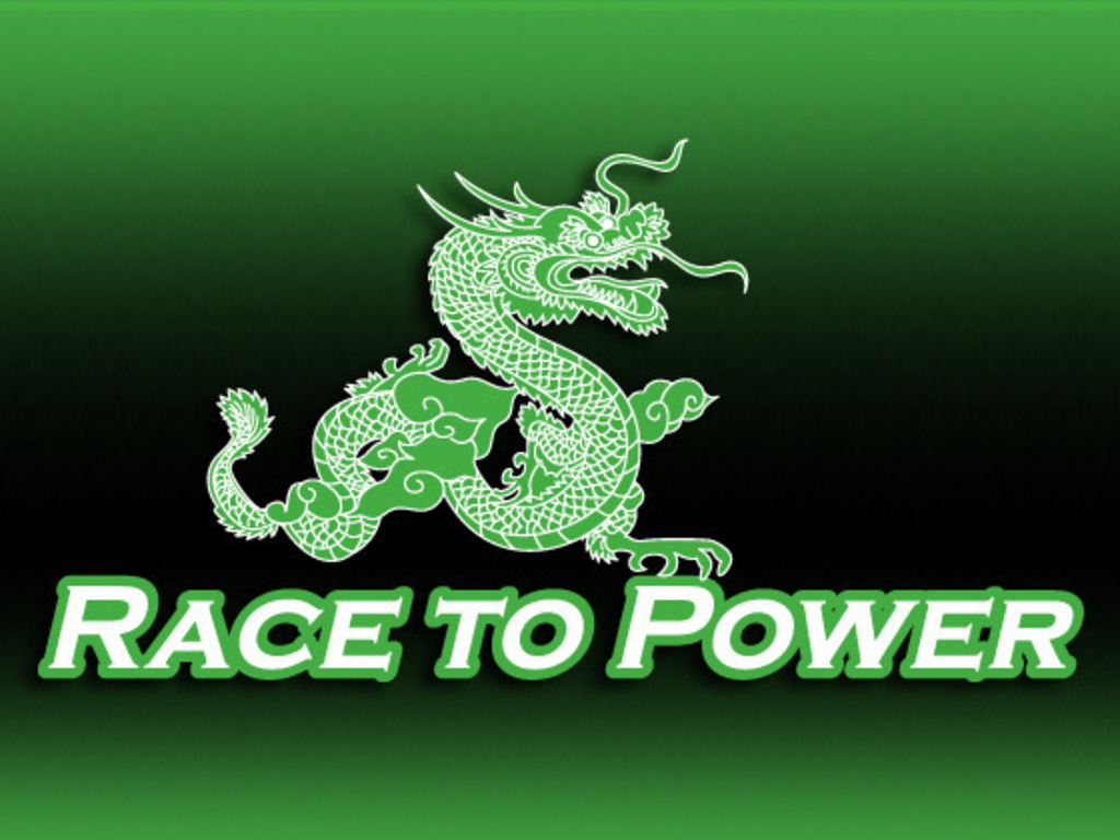 China's Race to Power's video poster