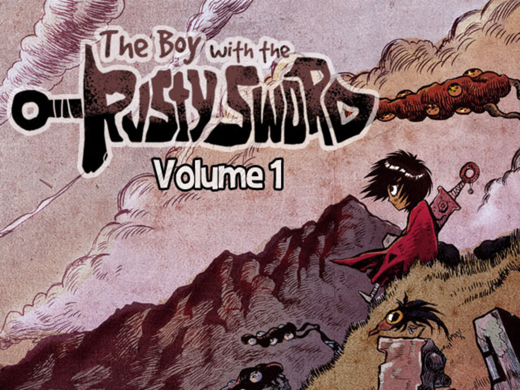 The Boy with the Rusty Sword - Vol. I's video poster