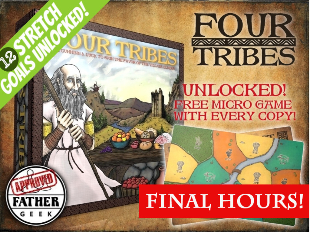 Four Tribes's video poster