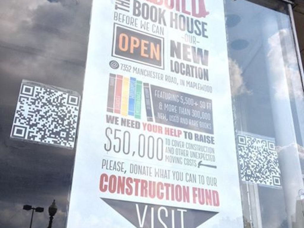 Help Build the Book House!'s video poster
