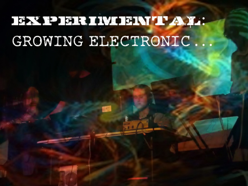 EXPERIMENTAL: Growing Electronic ...'s video poster