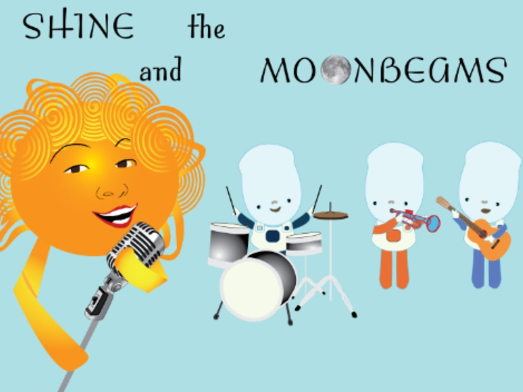 Shine and The Moonbeams's video poster