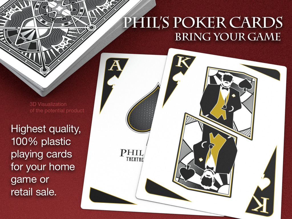 Phil's Poker Cards - Just the beginning's video poster