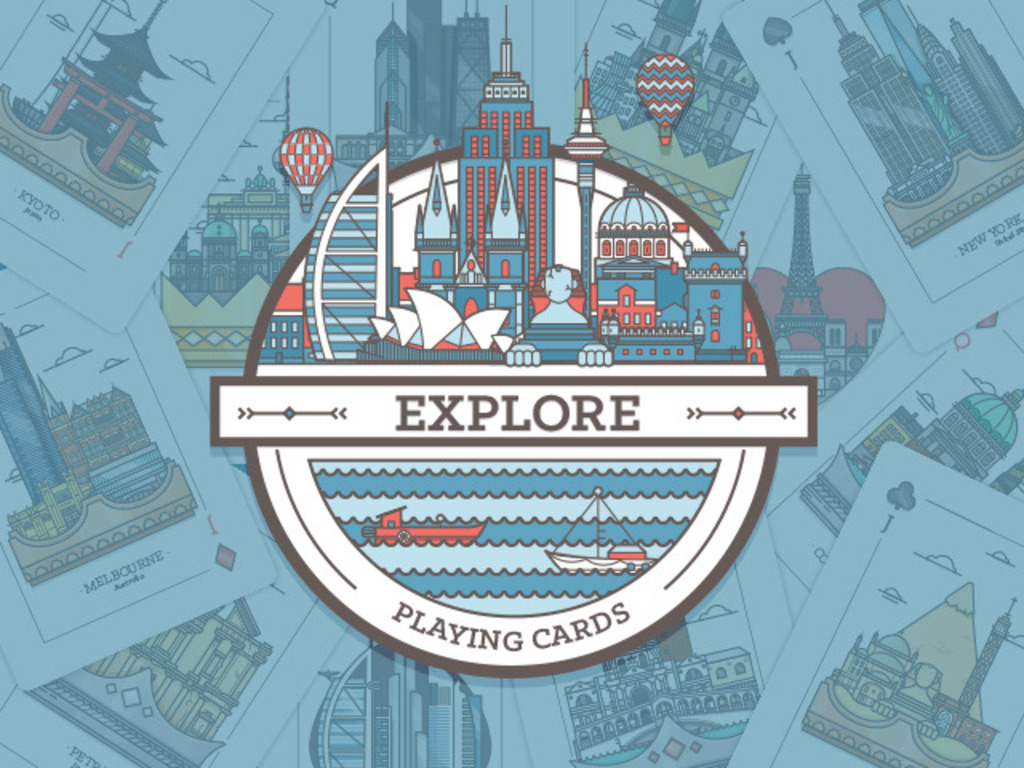 Explore Playing Cards - Printed by USPCC's video poster