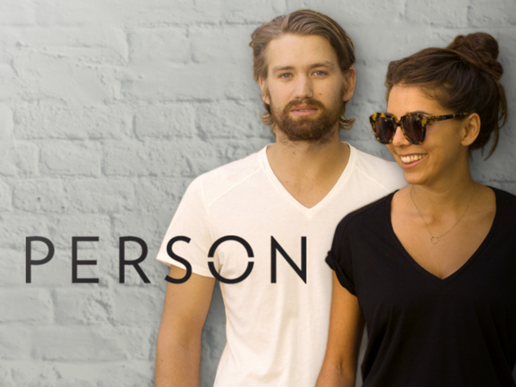 PERSON: The perfect Tee. Well designed. Organic. Wholesale.'s video poster