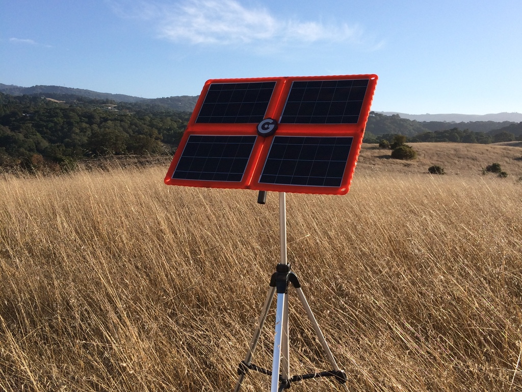 SolarGami® - Clean Energy for Your Mobile Devices's video poster