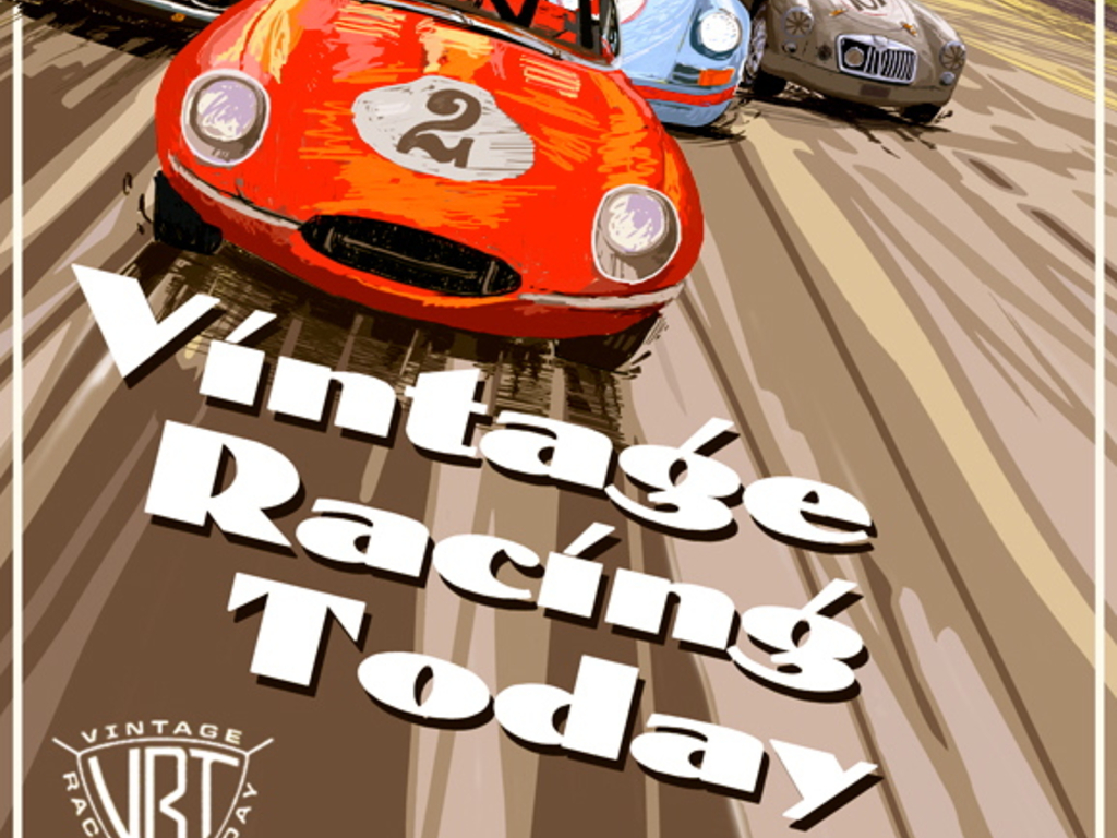 Help Save Vintage Racing.   Vintage Racing Today the Movie's video poster