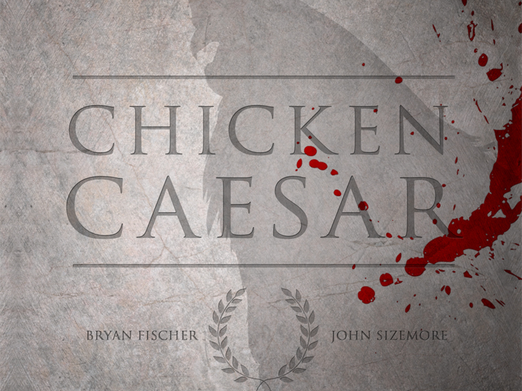 Chicken Caesar - A Game of Plots, Politics and Poultry's video poster