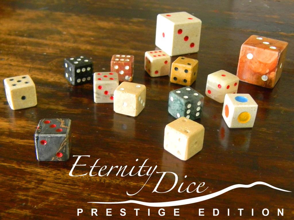 Eternity Dice - Prestige Edition's video poster