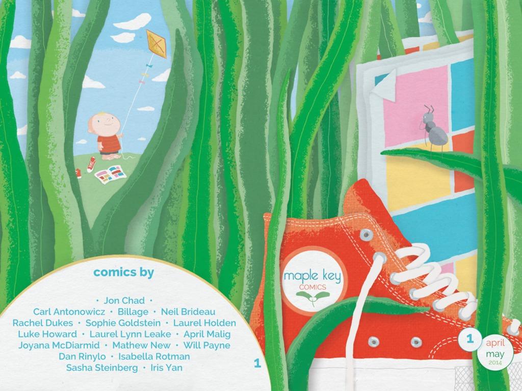 Maple Key Comics's video poster