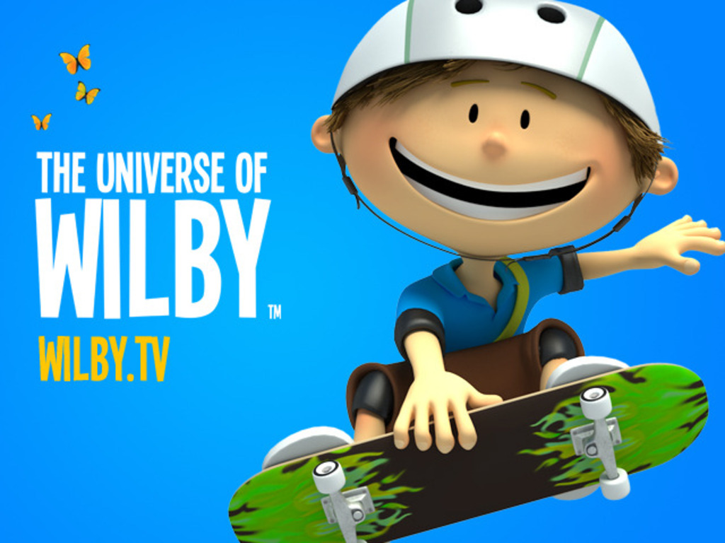 The Universe of WILBY's video poster