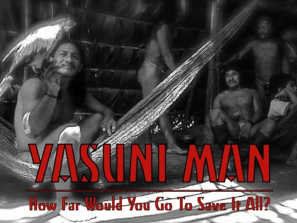 Yasuni Man - Mega-transect and Rapid Biological Inventory's video poster