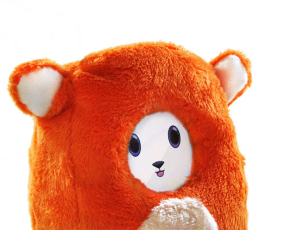 Ubooly - iPhone / iPad plush toy's video poster