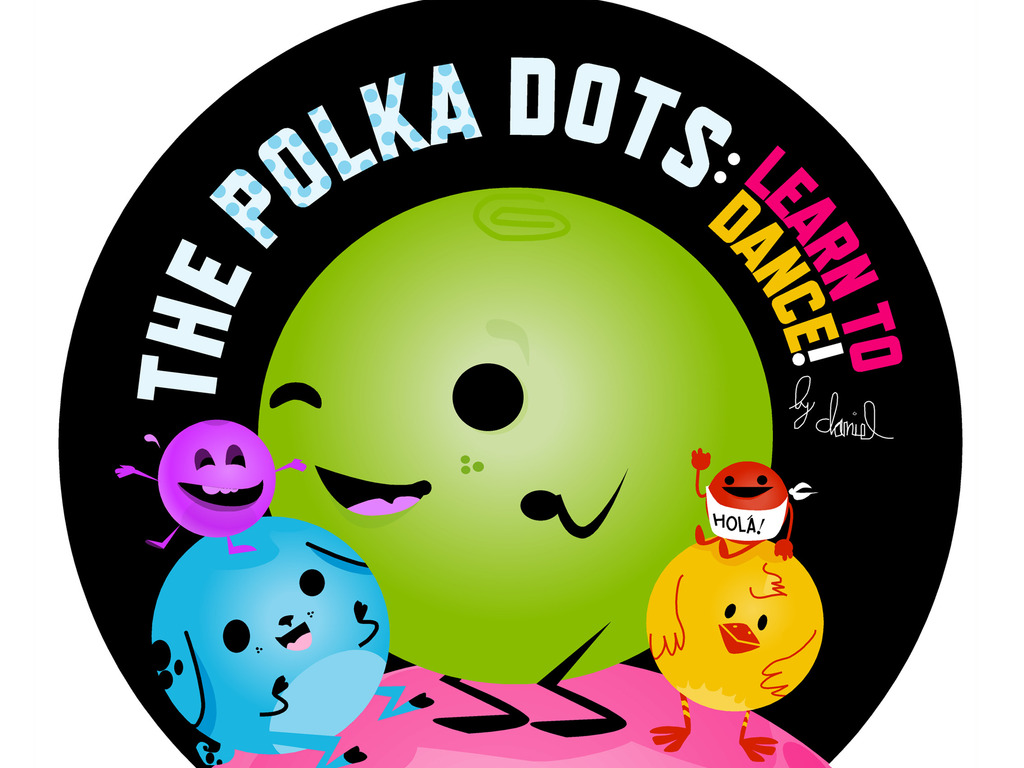 The Polka Dots: Learn To Polka!'s video poster