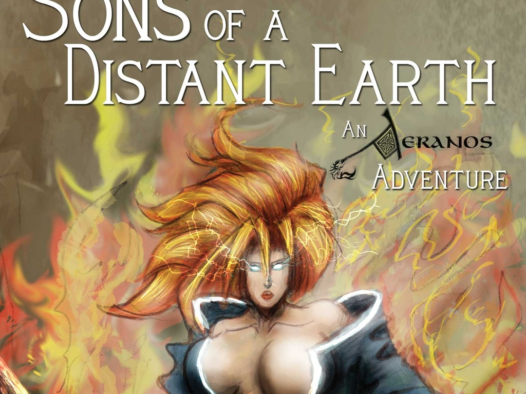 Sons of a Distant Earth - An Aeranos Adventure's video poster