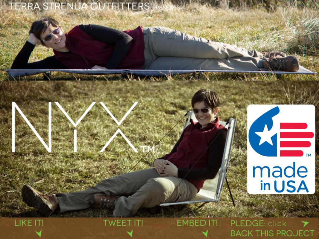 NYX™ comfort system made with cuben fiber and carbon fiber's video poster