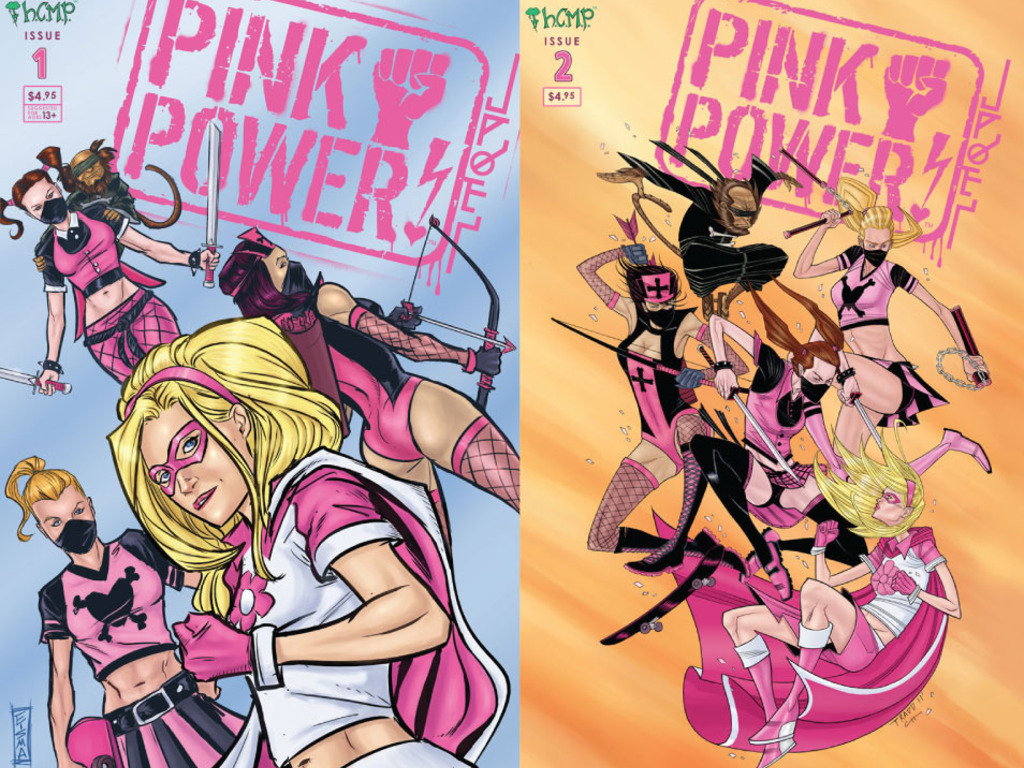 Pink Power #3's video poster