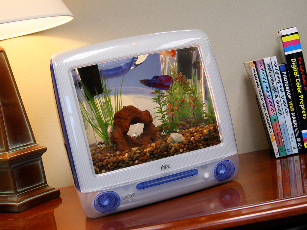 iMac Aquariums's video poster