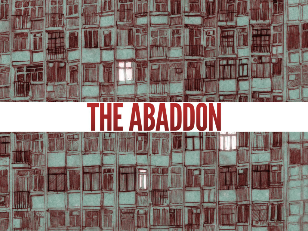 The Abaddon's video poster